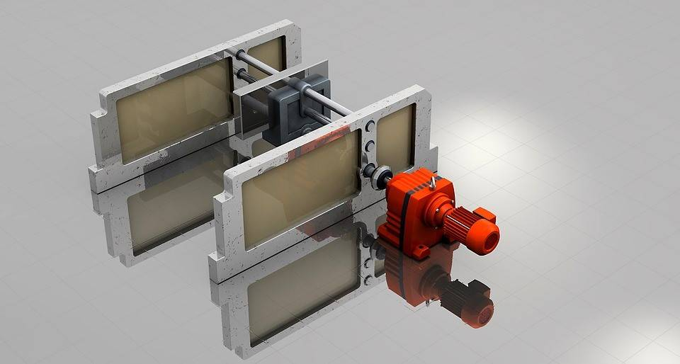 construcción de máquinas