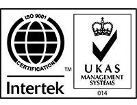 Certificado ISO 9001 UKAS