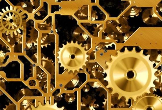 Piezas de mecanizado