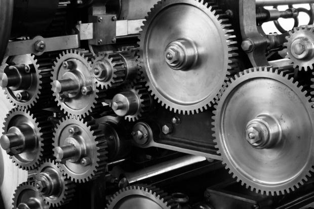 Fabricación de mecanizados y maquinaria