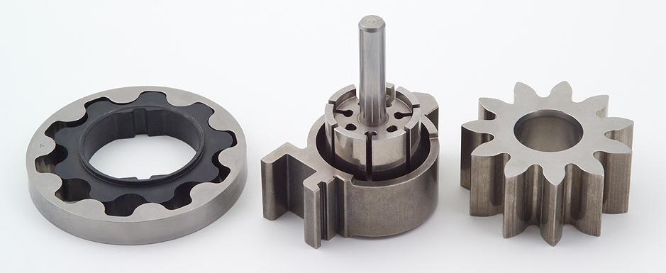 Fabricación de piezas provisionales