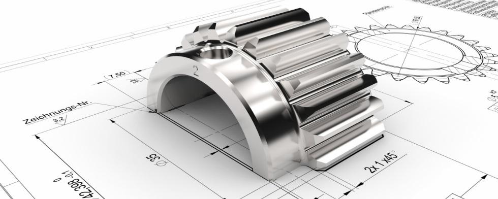 Fabricación de prototipos de piezas