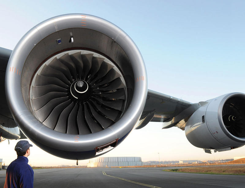 Fabricación de maquinaria aeroespacial