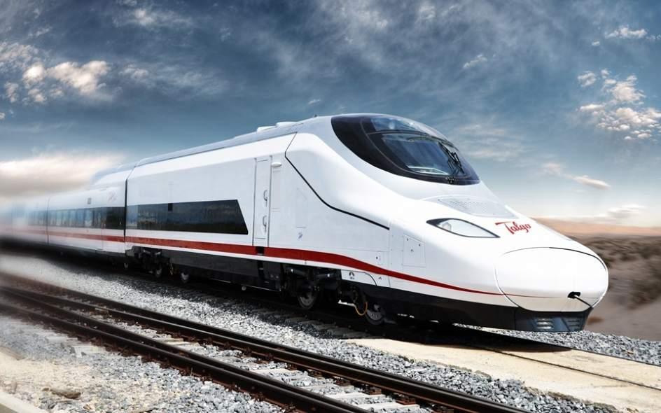 Fabricación de piezas para el sector ferroviario
