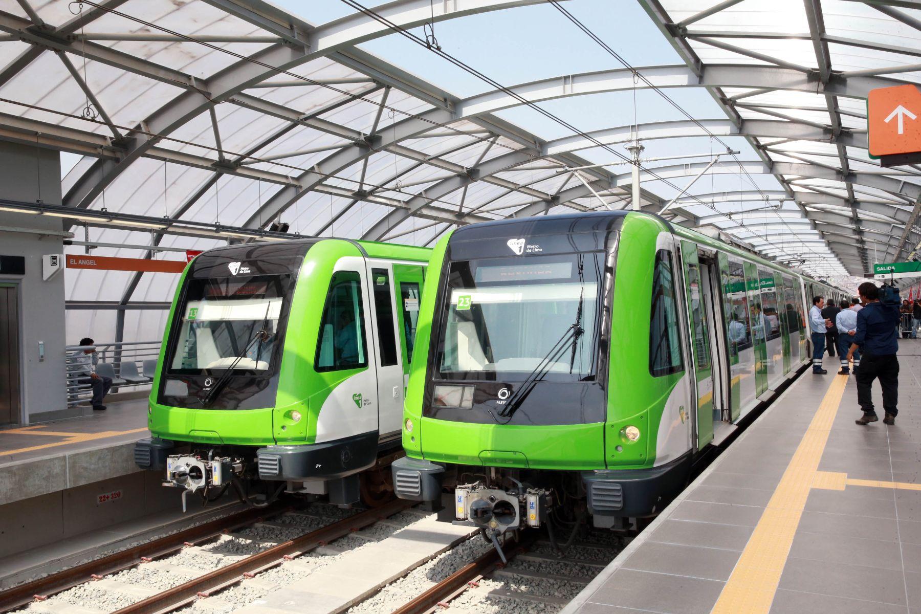 Mecanizados para trenes