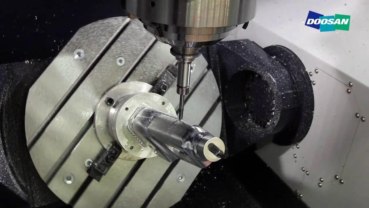 Mecanizado de piezas pequeñas
