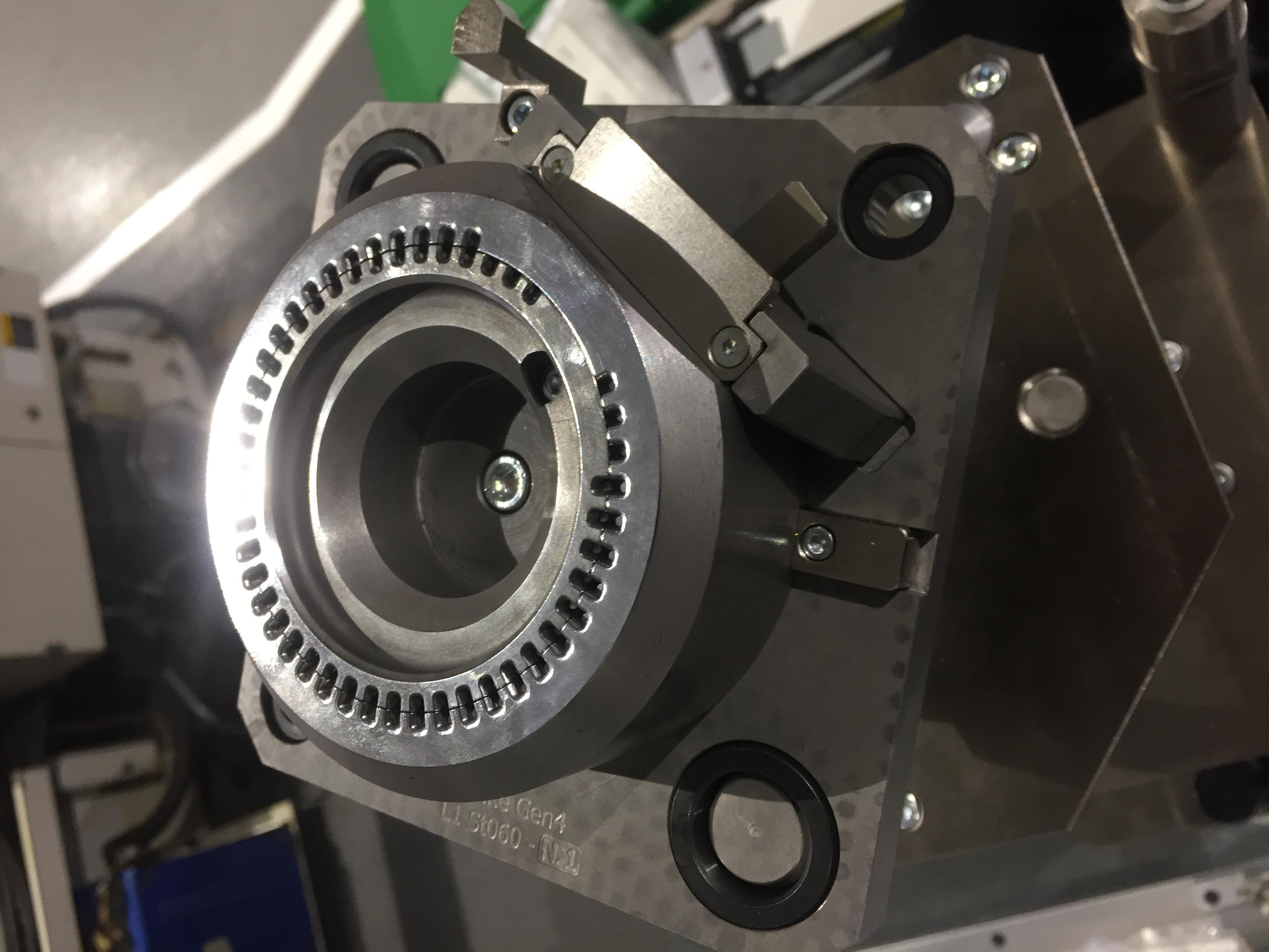 Fabricación de conjuntos mecánicos