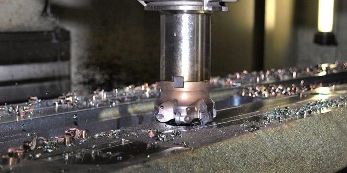 Proceso del mecanizado CNC