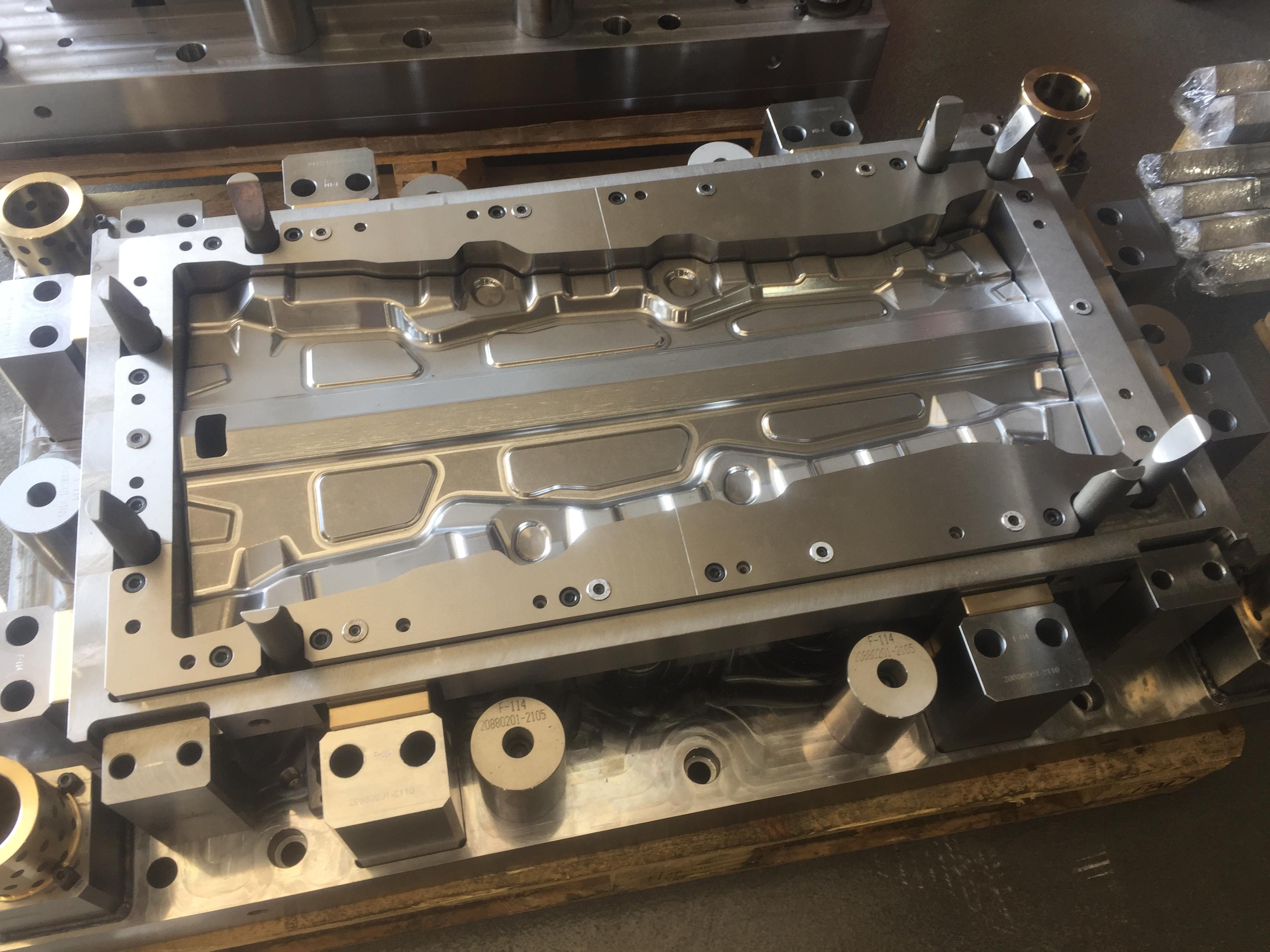 proceso de mecanizado