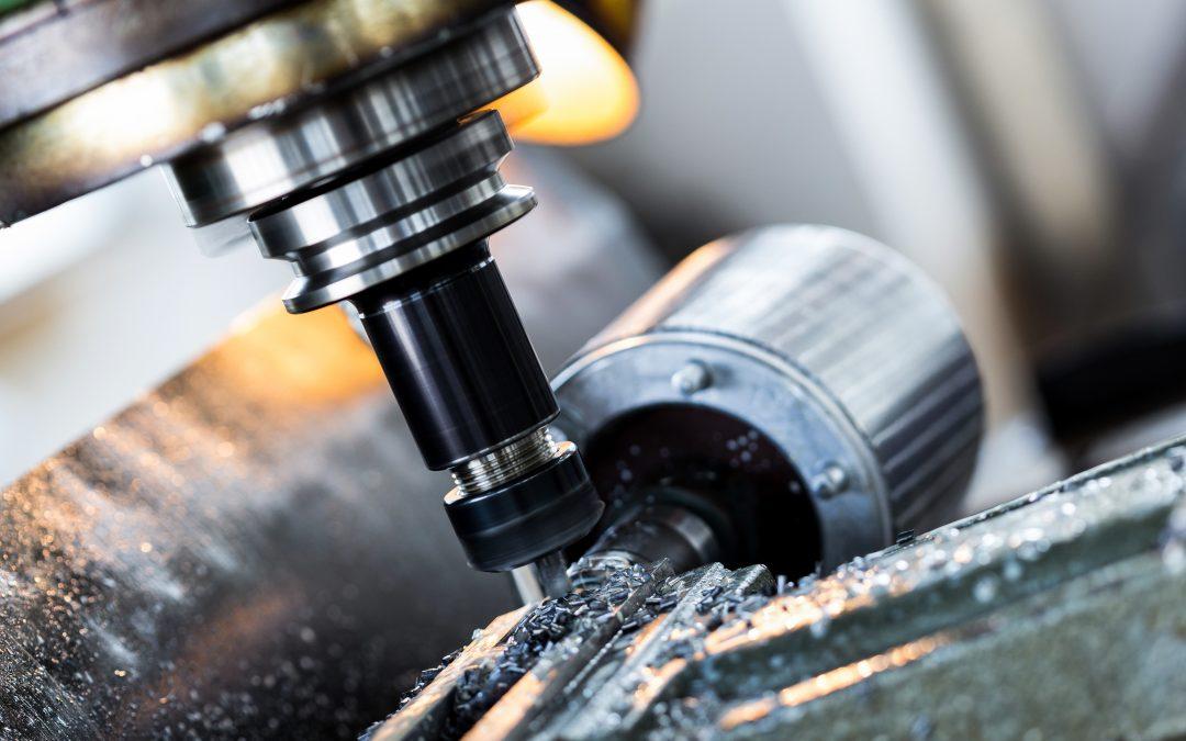Mecanizado de piezas CNC.Técnicas de mecanizado