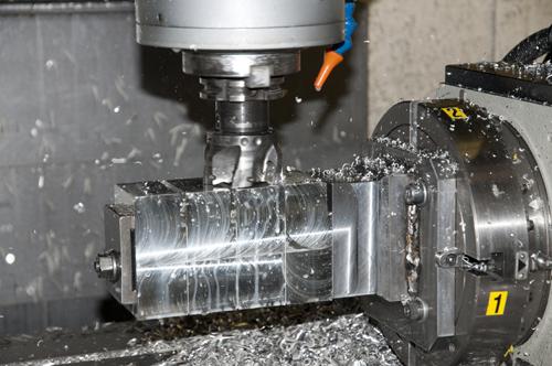 Mecanizado del aluminio