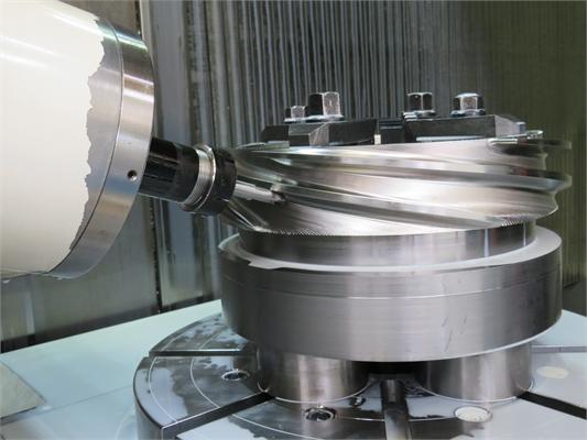 Mecanizado precisión Valencia