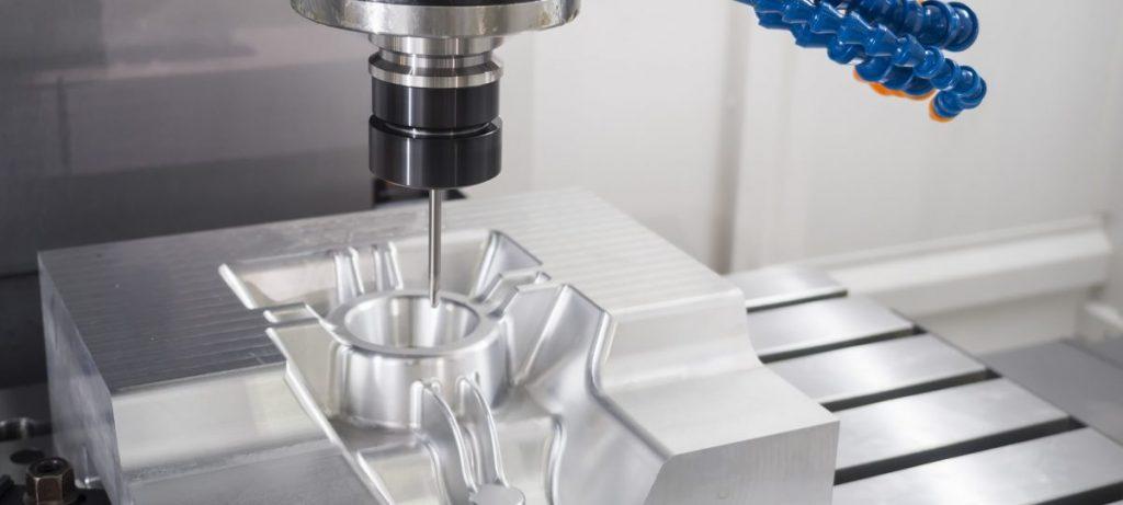 Servicio de mecanizado CNC
