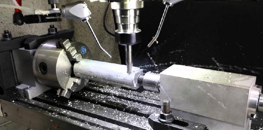 Mecanizado alta precisión