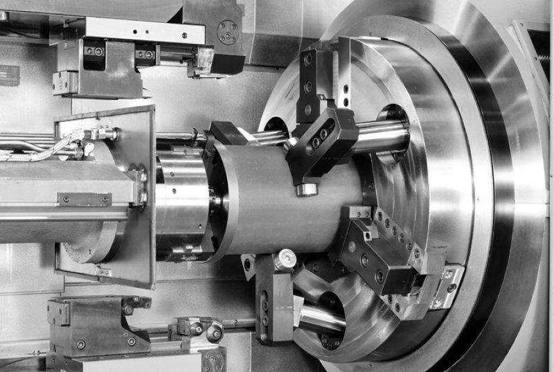 Mecanizado de alta precisión