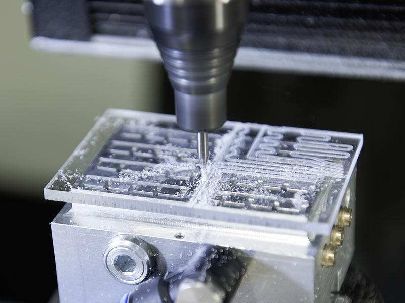 Micromecanizado de ultraprecisión