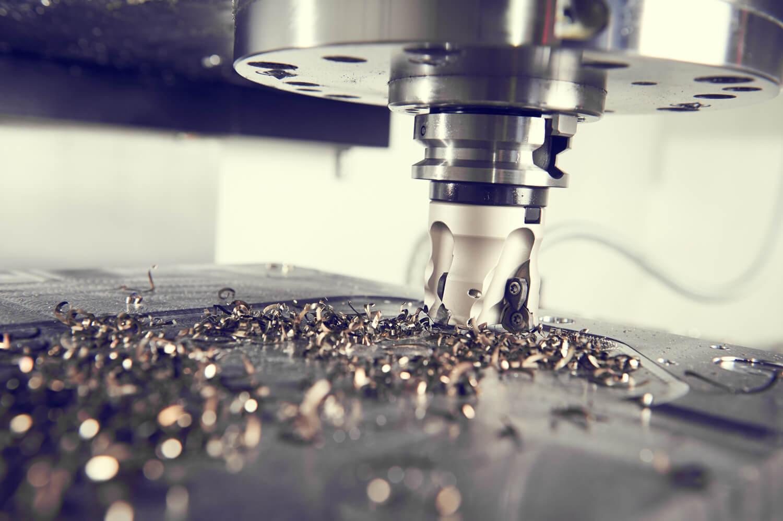 Cómo funciona la máquina CNC