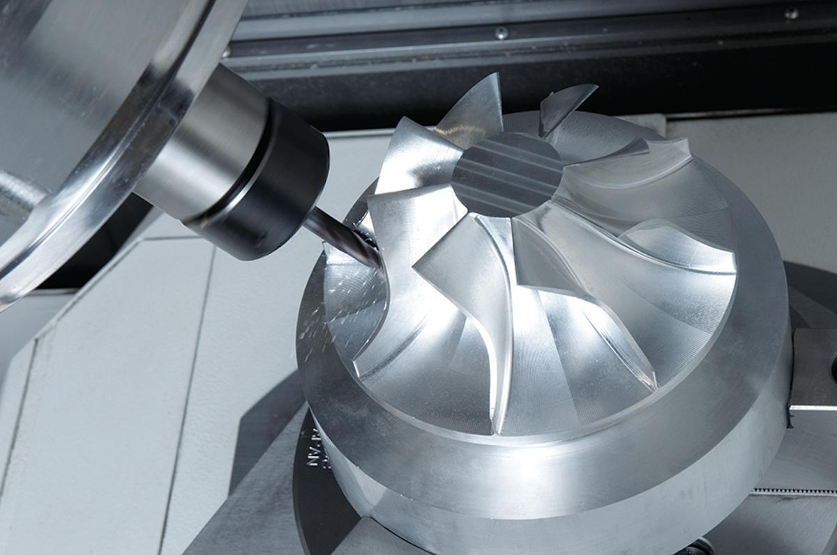 Mecanizado con máquinas CNC
