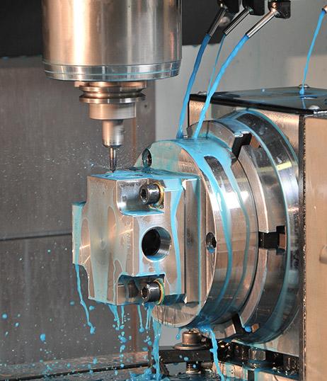 Fabricación de piezas por CNC