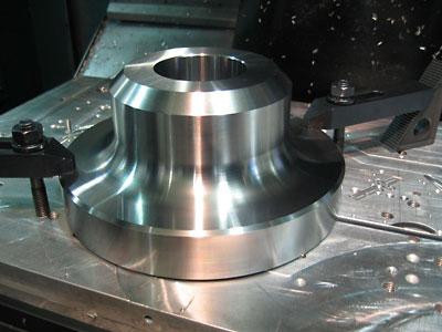 Mecanizado en titanio