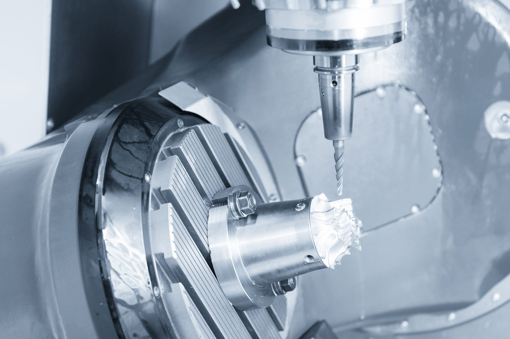 Mecanizados de piezas CNC