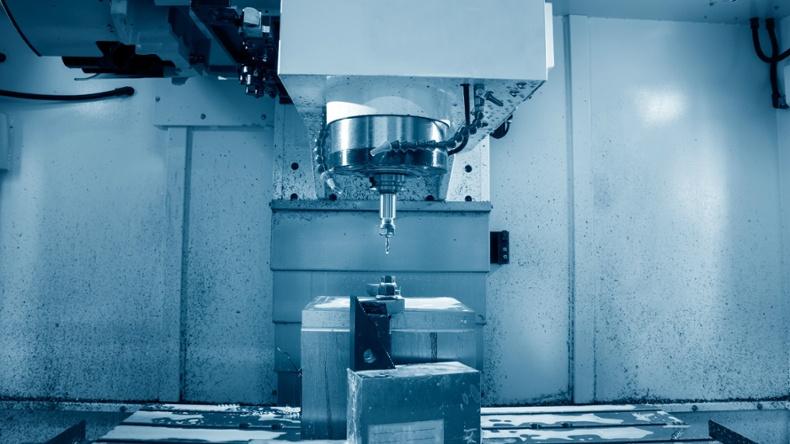 Fabricación de piezas de titanio