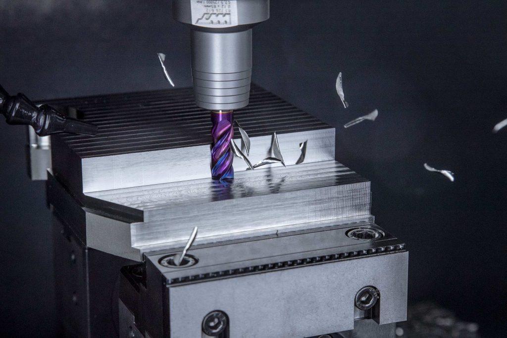 Mecanizado de aleaciones de titanio