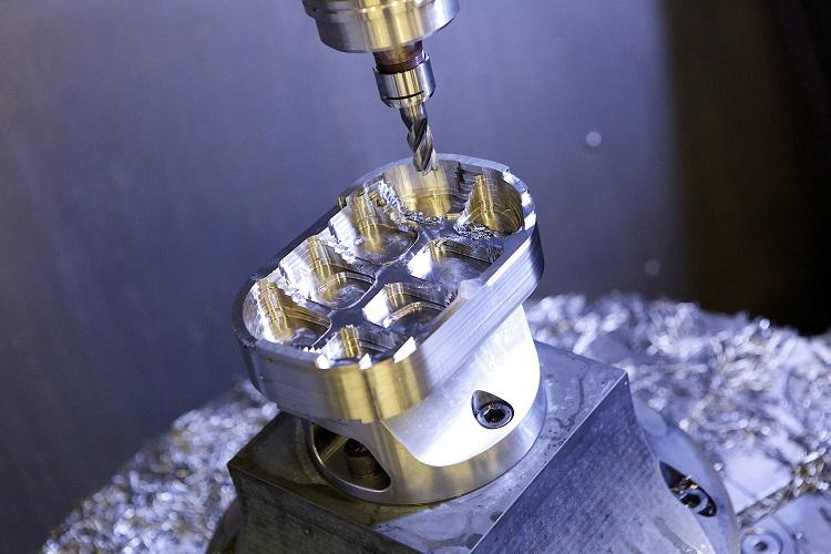Fabricación de piezas para aviones