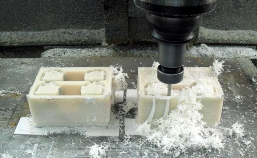 Mecanizados de precisión de materiales plásticos