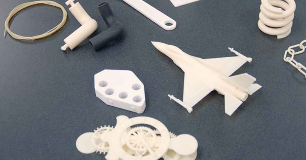 Fabricación de piezas de ultem