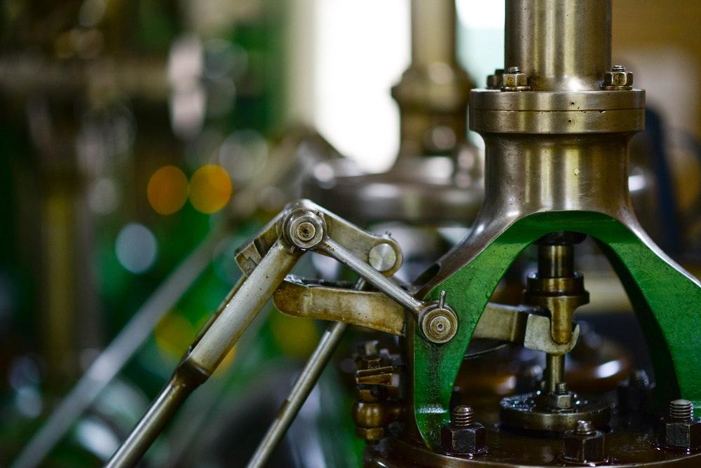 Utillajes para plantas de producción