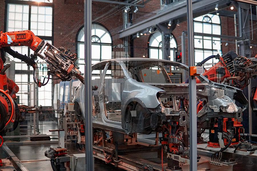 Mecanizados para la fabricación de automóviles